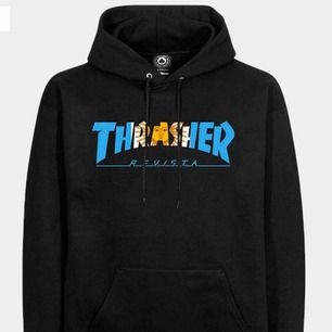 Hejsan:) Söker thrasher hoodie, spelar ingen roll hur den ser ut, så länga det är en hoodie. Släng i väg en kommentar eller ett meddelande. Helst inte så jätte dyr:)