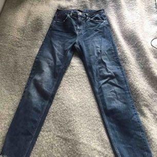 Super snygga jeans från zara. Skriv för bättre bilder. Aldrig använda, bara testade❤️