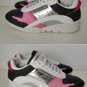Dsquared2 Women sneakers, excellent condition, authentic, size 38, insole 24.5cm, write me for more info