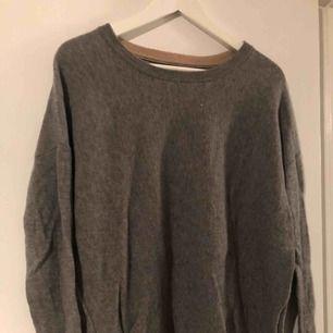 Stickad tröja från Malene Birger  Aldrig använd då den råka krympa i tvätten  Originalpris 2000