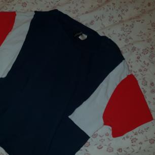 Croppad t-shirt från H&M!🍒