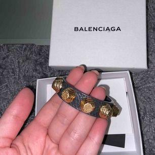 Balenciaga armband, ny skick!