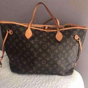 Fin Louis Vuitton Neverfull kopia  Hämtas eller skickas, köparen står då för frakt.