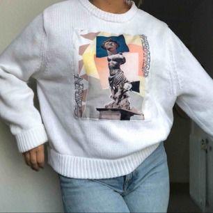 Jättesnygg stickad tröja från Carin Wester. Använder den tyvärr väldigt sällan.