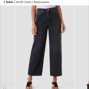 Helt oanvända jeans från Nakd! Strl 38 men är väldigt små i storleken, jag har 38 och får knappt på mig dom! Hann inte skicka tillbaka dem! Skriv om du har frågor, frakt tillkommer💕💕 priset kan diskuteras