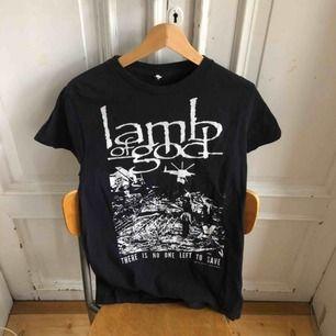 Lamb Of God - snyggt urtvättad. Kan hämtas i Uppsala eller skickas mot fraktkostnad