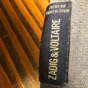 Sååå snygg tisha från Zadig&Voltaire! Knappast använd, möts upp och fraktar!😘