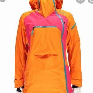 SÖKES!!   Orange Dam Peak Heli Vertical W! Vill gärna köpa denna skidjacka ifall någon har den till övers någonstans där ute💘