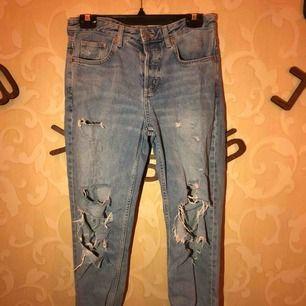 Slitna boyfriend jeans!