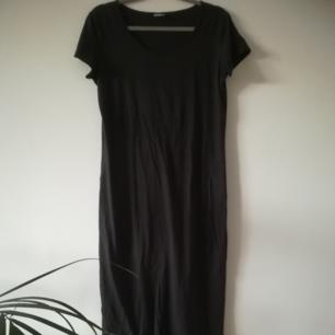 Svart klänning. Endast använd en gång