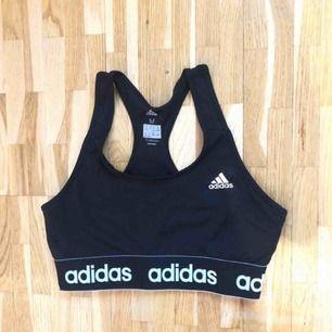 Adidas sport-BH aldrig kommit till användning!
