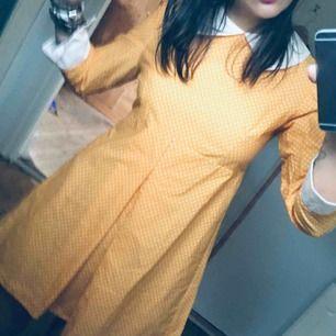 Suzy Bishop klänning från etsy Peter pan-krage Oanvänd A-linje