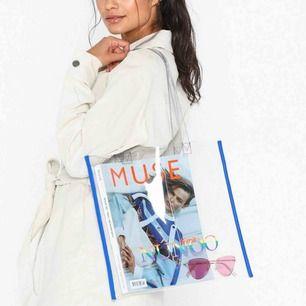 Helt ny oanvänd väska från NUNOO, köpt från Nelly.com, dustbag medföljer