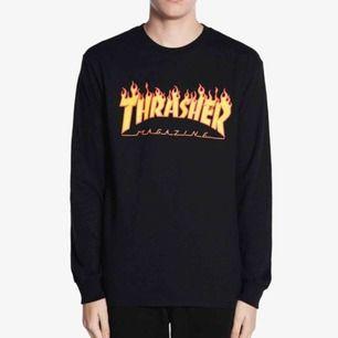 Thrasher tröja i nyckick då den endast är använd 1-2 gånger. Säljer pågrund att den inte kommer till användning. Nypris 529 kr.