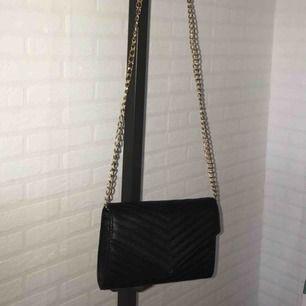En snygg läder väska