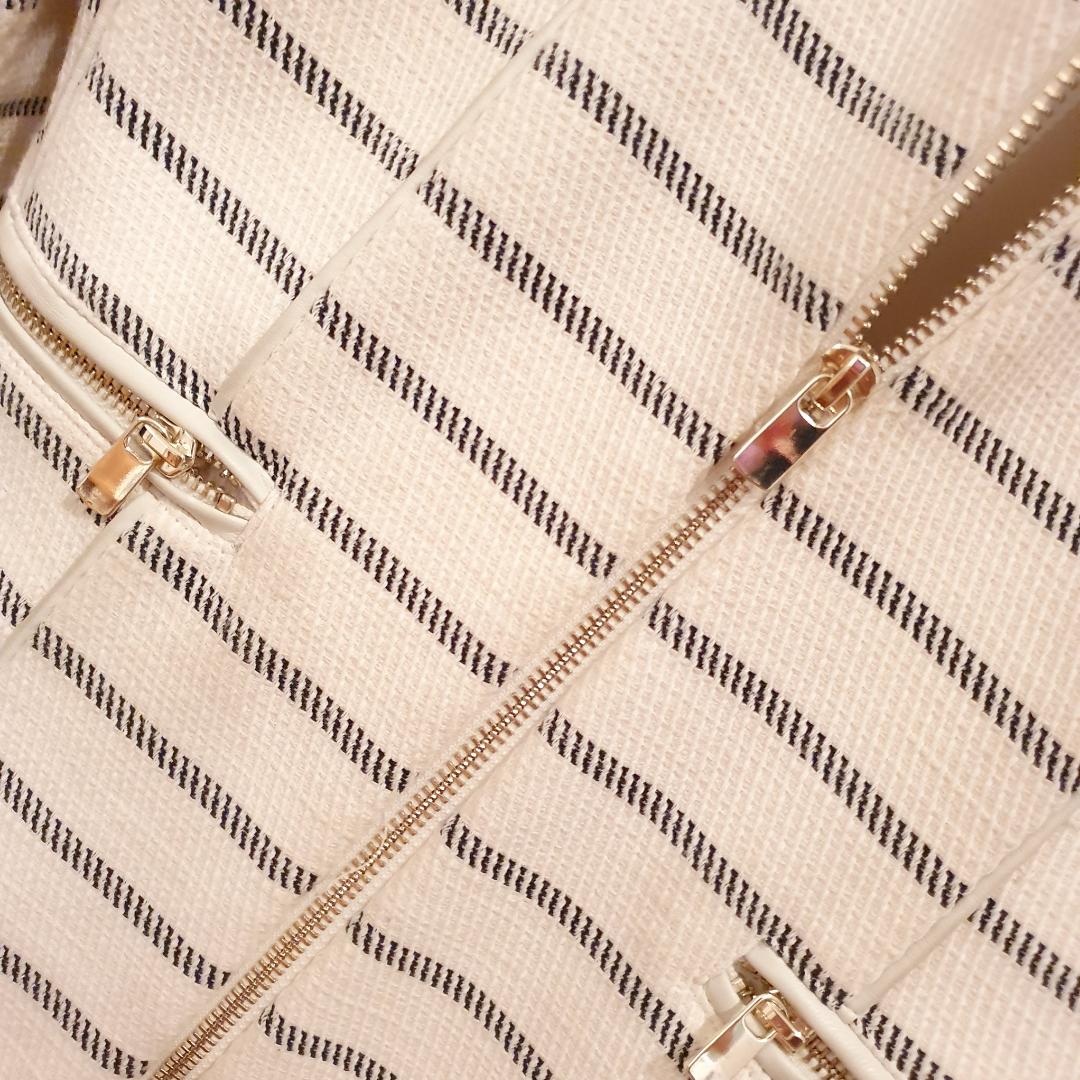 Randig kvaj-jacka från H&M. Jackor.