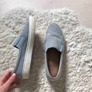 Söta ljusblåa skor från Dasia❣️