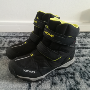 Perfect winter Viking shoes, great condition in size 40. New price was 650:-, selling for 250:-