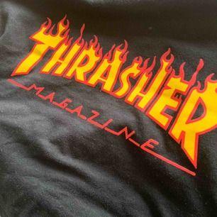 Snygg thrasher tröja (fake). Använd ett par enstaka gånger 🥰