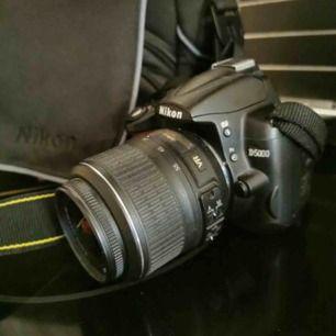 Nikon kamera  Paypal eller swish vid betalning