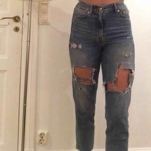 Slitna jeans från HM. Fin passform