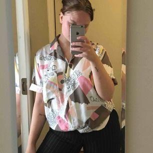 jättesnygg skjorta som jag aldrig använder
