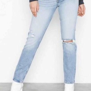 Jeans från Gina! Knappt använda ⭐️✨ Kan skicka 💌📥