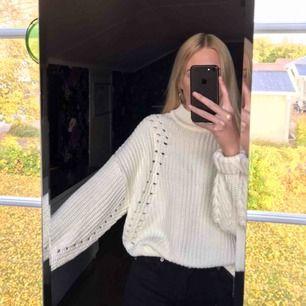 Jättefin stickad tröja från Gina, använd 1 gång☺️