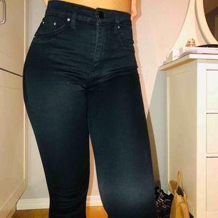 Svarta jeans. Frakt 40kr