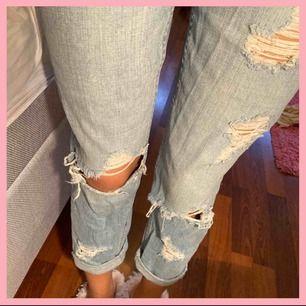 Ripped jeans från Springfield