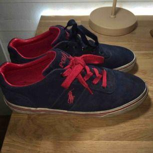 POLO Ralph loren skor strl 42, sparsamt använda!