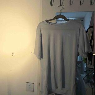 Säljer min ljusblåa acne tröja i strlk m, super fin men har inte kommit till användning