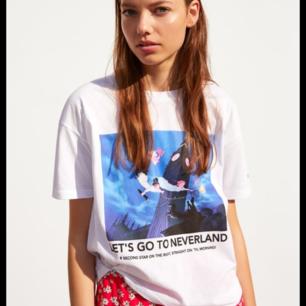 En jättefin T-shirt från Zara. Oanvänd. Kan tänka mig att gå ner i pris vid snabb affär!🦋  Tar Swish!