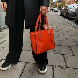 Säljer min superfina oanvända väska ⚡️ frakt tillkommer! 🤩