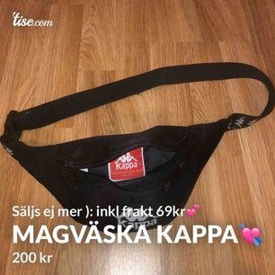 Superfin kappa väska köpt här på Plick, är i behov av pengar så måste olyckligtvis sälja den )'; Köpt från Urban Outfitters och den säljs inte längre :/ Möts upp i centrala Göteborg eller bjuder på frakten 69kr 💓