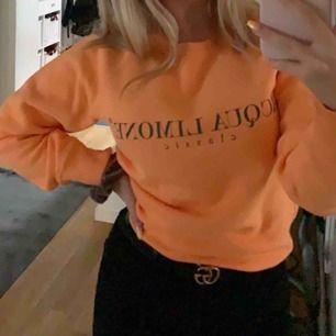 Aqua Limone tröja använd två gånger!! Nypris 900kr
