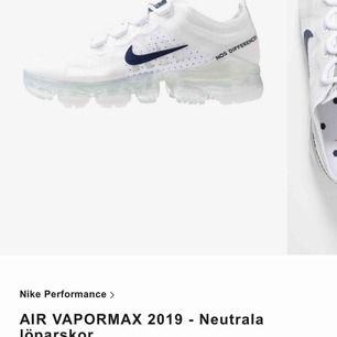 Säljer mina sjukt populära vapormax då jag inte tycker min stil passar till dessa! Haft dem i ca 2 månader men endast använda 7 ggr ca! Inga fläckar eller så! Skickar såklart nya bilder på mina skor vid intresse. Kan sänka vid snabb affär:)
