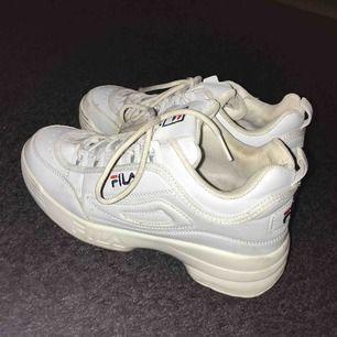 Fila skor i bra skick snyggare på än på bild om du är intresserad kan jag skicka bild med skorna på