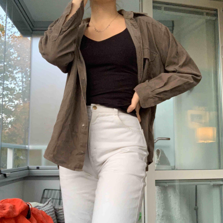 Oversized Manchester skjorta.. Jackor.
