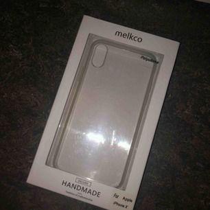 Skal till iPhone X, helt oanvänt aldrig öppnat Frakt ingår ej och kan även mötas upp vartsom i stockholms området