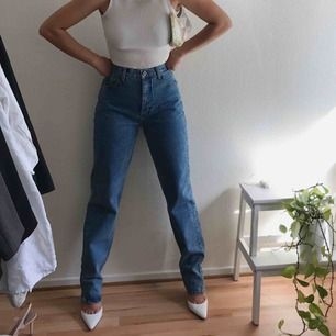 Dreamy high wasted jeans ✨ (är ca 170cm + klackar i bilden) Frakt 50kr