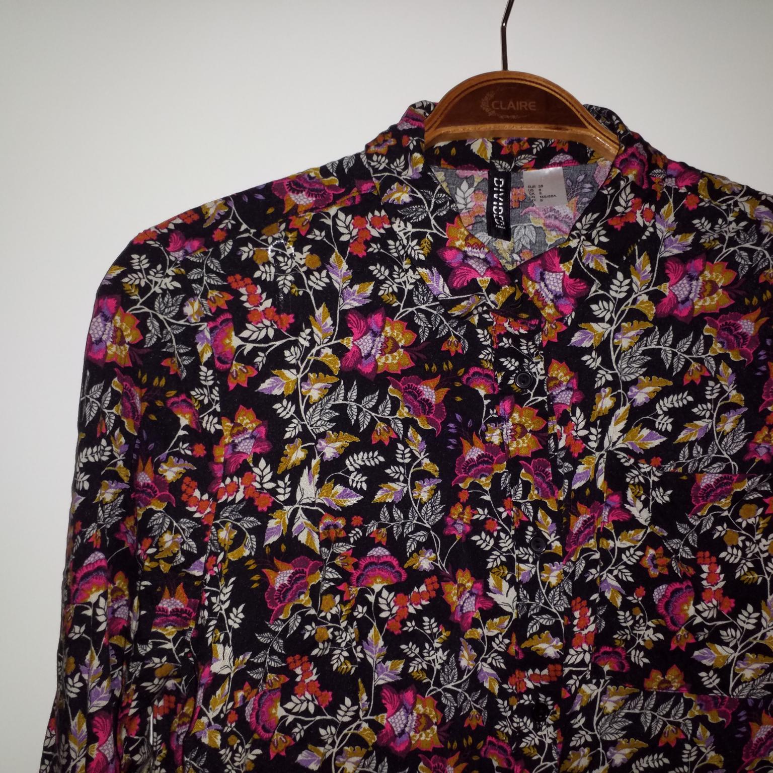 Mönstrad skjorta från H&M. Skjortor.