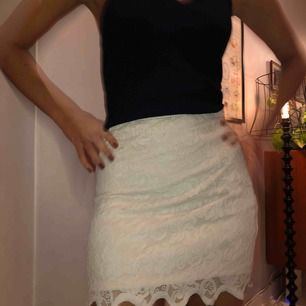 Söt kjol i spets