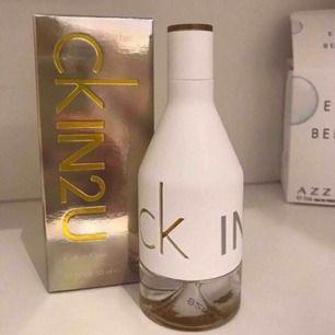Calvin Klein parfym IN2U Helt oanvänd med kartongen kvar
