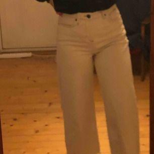 Jeans från Urban outfitters köpta i London för cirka 2 år sedan men det som nya ut. Nypris: 650kr. Säljes pågrund av att dem ej kommer till användning. Möts upp i nyköping annars står köparen för frakt. Pris kan diskuteras vid snabb affär