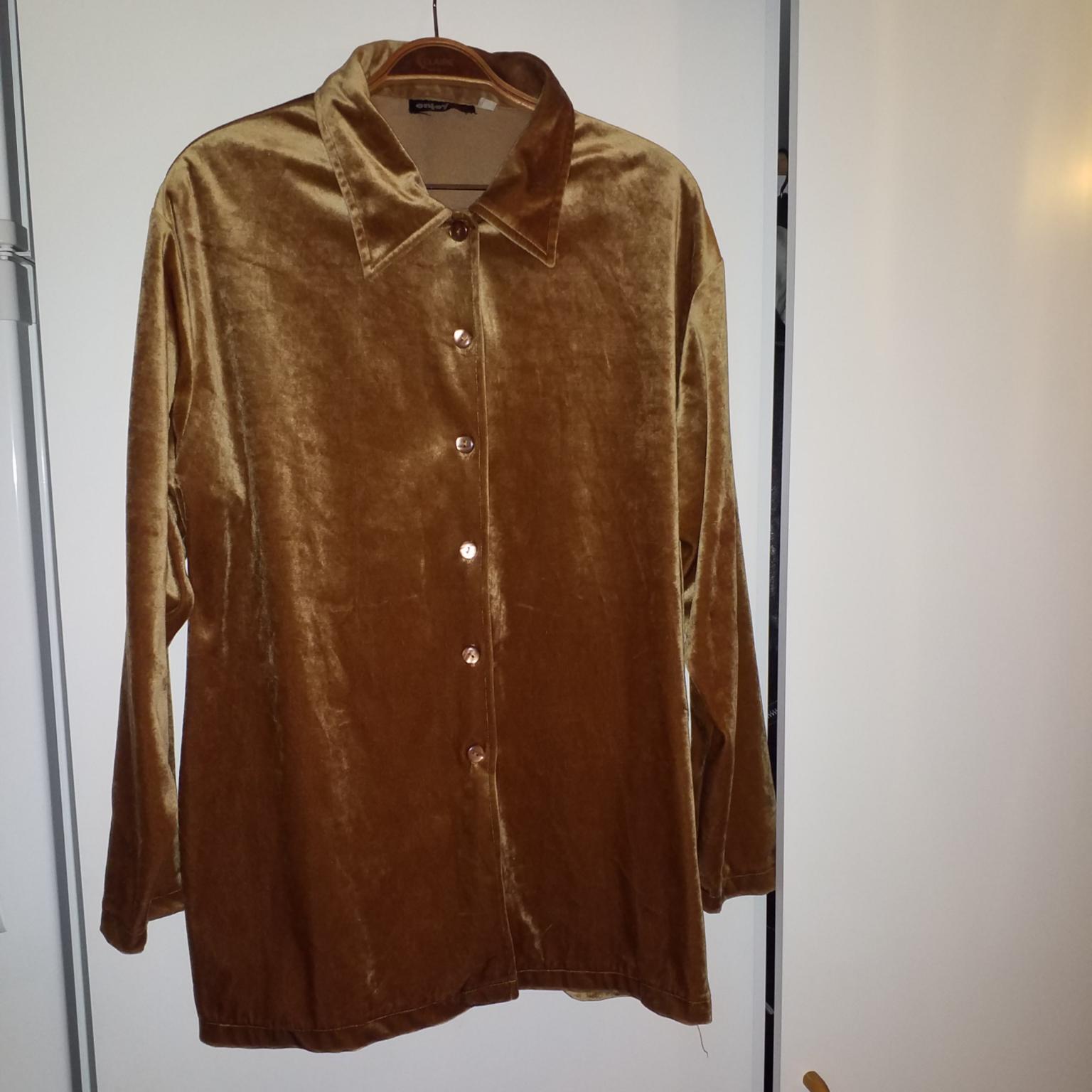 Mjuk och mysug kofta/lång skjorta . Tröjor & Koftor.