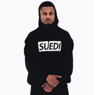 SUEDI HOODIE säljes för 399kr inklusive frakt. Endast använd 3 gånger.  Nypris: 599kr  Tröjan är köpt på merchworld.se, se länk nedan:     http://merchworld.se/products/erik-lundin/3674/suedi-hoodie