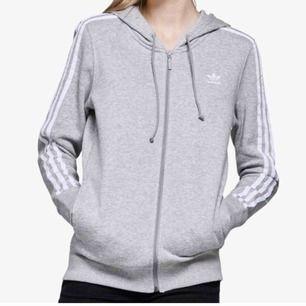 Adidas Originals zip hoodie, knappt använd! Kan mötas upp i Stockholm.