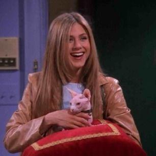 Läder-kavaj precis sån som Rachel i Friends har!! Är i perfekt skick utan några skavanker och äkta läder. Den är från Molltan Euro collection. Eftersom att det är äkta läder är den regntät.