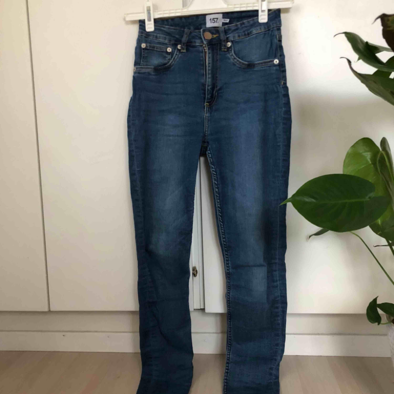 Ett par basic blåa jeans från lager 157 i model snake. Sååå bekväma. I ett bra skick. . Jeans & Byxor.
